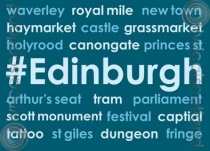 #Edinburgh Magnet (H) (Apr)