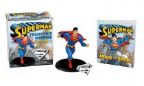 Superman Collectible Figurine & Pendant Kit