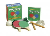 Desktop Ping Pong Kit