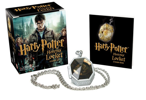 Harry Potter Locket Horcrux & Sticker Kit