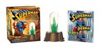 Superman Glowing Kryptonite & Book Kit