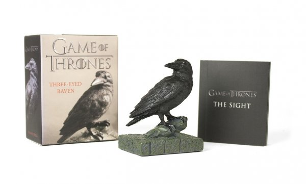 Game of Thrones Three Eyed Raven Kit