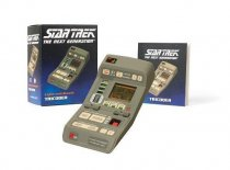 Star Trek Light & Sound Tricorder Kit (Apr)