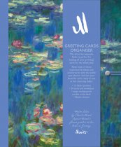 Greeting Cards Organiser Monet