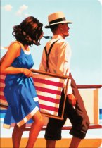 Jack Vettriano Sweet Bird of Youth Notebook