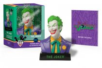 Joker Talking Bust & Book Kit (Apr)