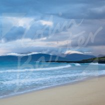 Traigh Scarasta, Harris 1 Greetings Card (CB)