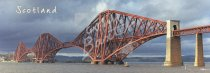 Forth Bridge Postcard (H Pan CB)