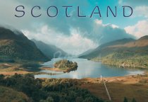 Loch Shiel, Glenfinnan, West Highlands 2 Postcard (H Std CB)