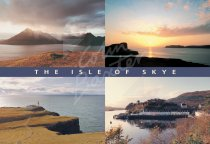 Isle of Skye Comp Postcard (H Std CB)