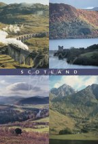 Portraits of Scotland Comp 1 Postcard (V Std CB)