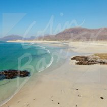Luskentyre, Harris Greetings Card (CB)