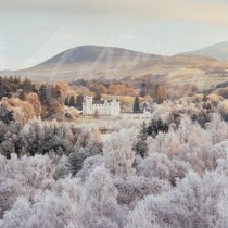 Blair Castle Greetings Card (CB)