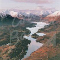 Glen Affric Greetings Card (CB)