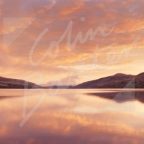 Loch Tay, Perthshire Greetings Card (CB)