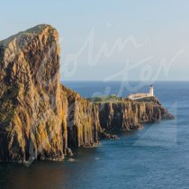 Neist Point, Isle of Skye Greetings Card (CB)