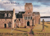 Iona Abbey 1 Magnet (H CB)