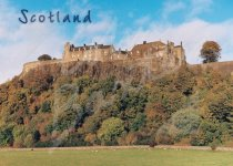 Stirling Castle Magnet (H CB)
