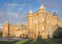 Palace of Holyroodhouse, Edinburgh Magnet (H CB)