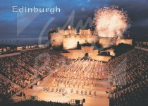 Royal Edinburgh Military Tattoo Magnet (H CB)