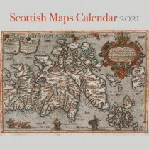 2021 Calendar Scottish Maps (RRP £9.99v)(May)