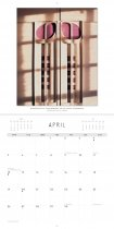 2021 Calendar Mackintosh