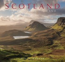 2021 Calendar Scotland Light and Land (Mar)