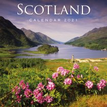 2021 Calendar Scotland (2 for £6v) (Mar)