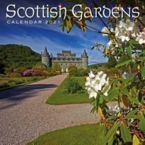 2021 Calendar Scottish Gardens (2 for £6v)