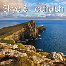 2021 Calendar Skye & Lochalsh (2 for £6v) (Mar)