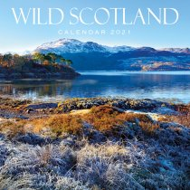 2021 Calendar Wild Scotland (2 for £6v) (Mar)