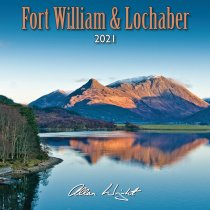 2021 Calendar Fort William & Lochaber (Mar)