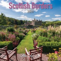 2021 Calendar Scottish Borders (Mar)