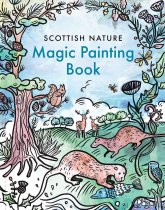 Magic Painting Book: Scottish Nature
