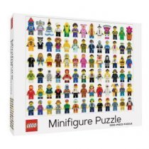 Lego Minifigure 1000 Piece Jigsaw (Jan)