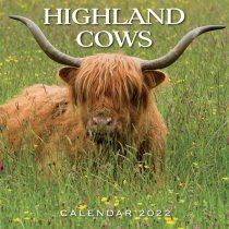 CL LO 2022 Highland Cows (2 for £6v)