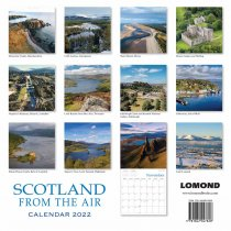 CL LO 2022 Scotland from the Air (2 for £6v)