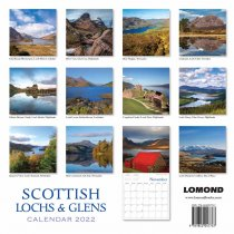 CL LO 2022 Scottish Lochs & Glens (2 for £6v)