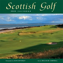 CL CB 2022 Scottish Golf (RRP £9.95v)