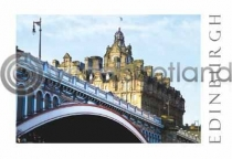 Balmoral Hotel & North Bridge (HA6)