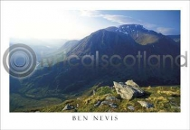 Ben Nevis From Mamores (HA6)