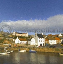 Crail, East Neuk of Fife (Art)