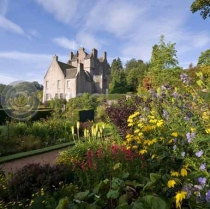 Crathes Castle Gardens (Colour)