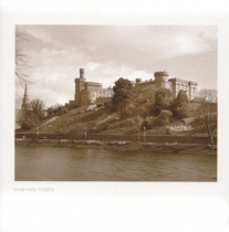 Inverness Castle (Sepia)