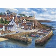 Jigsaw Crail Harbour 1000pc