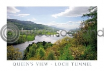 Loch Tummel, Queens View (HA6)
