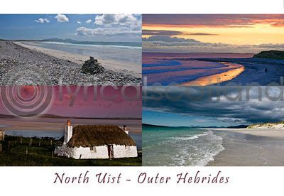North Uist - Outer Hebrides (HA6)
