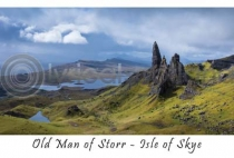 Old Man of Storr, Isle of Skye (HA6)