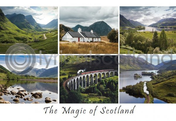 PC LY Magic of Scotland (H A6 LY)