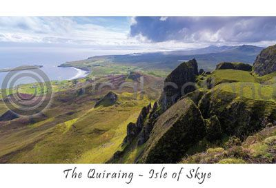 Quiraing, Isle of Skye (HA6)